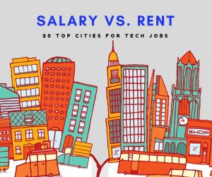 salary vs. rent