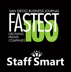 Staff Smart named 100 fastest growing private companies