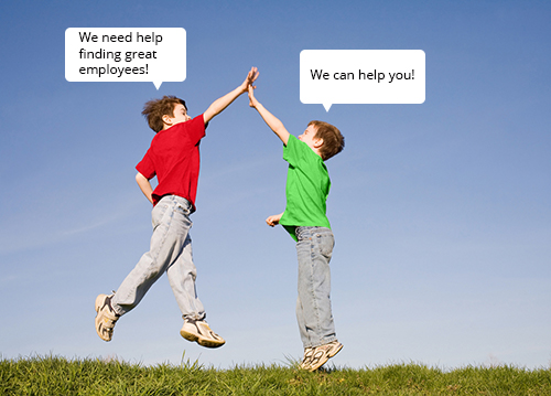 staffing firm partnership